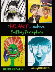 77 Artists on the Autism Spectrum shine in this BOOK!